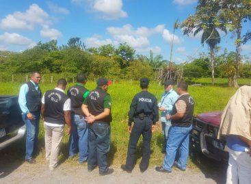 Hallaron presunta osamenta en Chiriquí