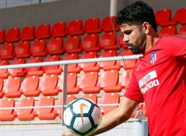 Diego Costa lucirá el dorsal 18 y Vitolo el 23 con el Atlético de Madrid