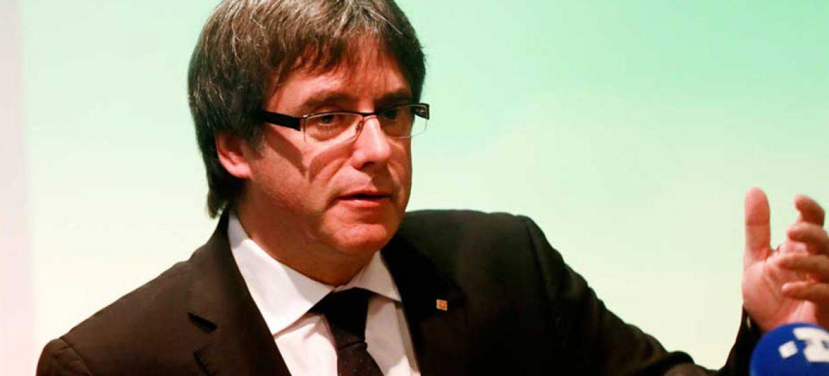 Puigdemont se decantó por no pedir permiso al juez para su elección