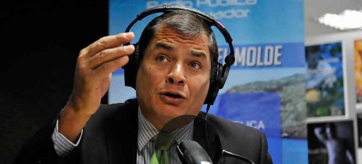 CNE de Ecuador negó formularios de inscripción a grupo político de Correa