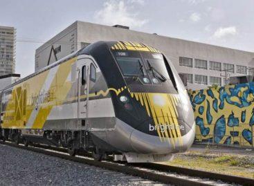 Una tercera persona fue atropellada por tren de alta velocidad de Florida