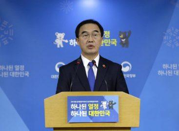 Corea del Sur aceptó mantener conversaciones con Corea del Norte