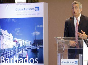 Copa Airlines seguirá volando durante 2018 a Venezuela pese a la crisis