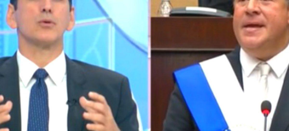 Rómulo Roux criticó el manejo «irresponsable» de Varela de las relaciones con China