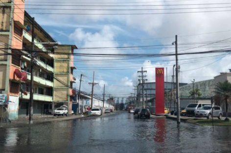 En Panamá Oeste y Colón persistirán lluvias aisladas