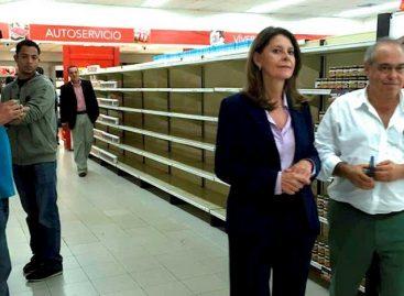 """Candidata a la presidencia de Colombia: """"La situación en Venezuela es peor de lo que imaginaba"""""""