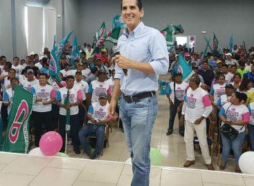 Convencionales de Darién, Capira y Bocas del Toro respaldan a Roux y su nómina de Renovación