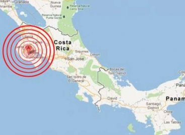 Sismo de 5.1 sacudió zona norte de Costa Rica sin causar víctimas