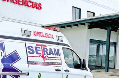 Bus arrolló fatalmente a adulta mayor de 65 años en Cruce de Boquerón