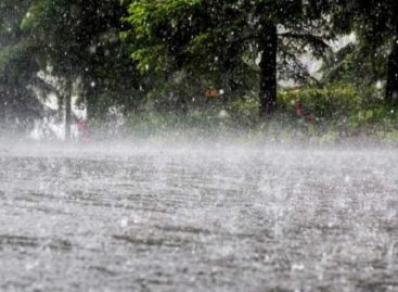 Sinaproc emite alerta por lluvias vigente por 72 horas
