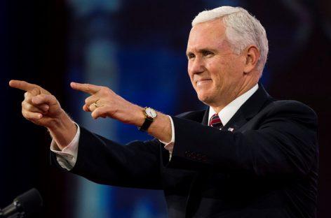 Mike Pence augura el fin del aborto legal en Estados Unidos