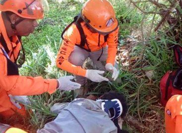 ¡Milagroso! Hallan con vida a señor perdido durante 4 días en campo abierto en Veraguas