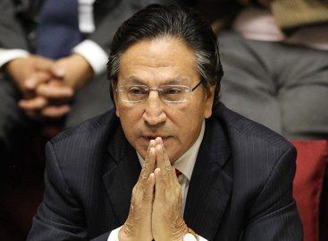 Juez peruano solicitará a Estados Unidos extradición de Alejandro Toledo