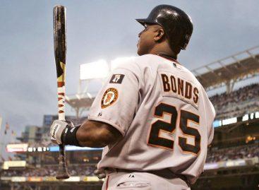 Gigantes de San Francisco retirarán el número 25 de Barry Bonds