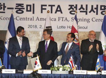 Corea del Sur y Costa Rica firmaron un memorando comercial y de inversiones