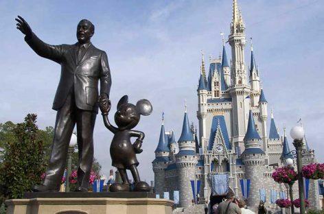 Grupo Walt Disney ganó 4.423 millones en su primer trimestre