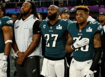Varios jugadores de los Eagles de Filadelfia no irán a la Casa Blanca