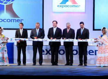 Este miércoles iniciará Expocomer con la participación de 600 empresas