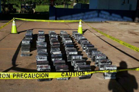 Decomisan 580 kilos de droga en Veraguas