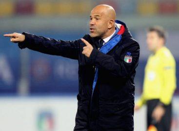Luigi Di Biagio dirigirá a Italia en los amistosos ante Argentina e Inglaterra