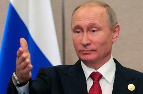 Putin envió condolencias a Trump por matanza en escuela de Florida