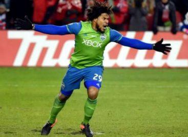 Román Torres continuará con el Seattle Sounders del MLS