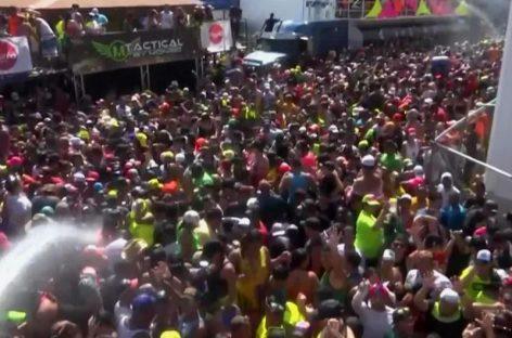 Autoridades recuerdan las medidas de protección a menores durante Carnavales