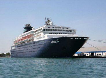Más de 6 mil cruceristas llegaron a Puerto Colón en un solo día