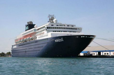 Panamá despidió con destino incierto a los dos cruceros que llevan pacientes con Covid-19