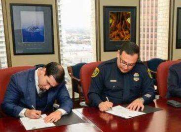 Panamá y Houston firman alianza en materia de seguridad