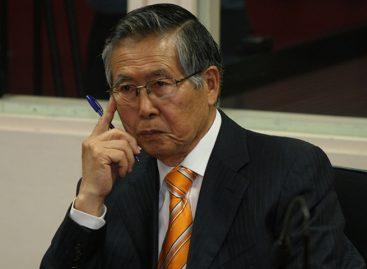 Tribunal peruano denegó derecho de gracia a Fujimori para juicio