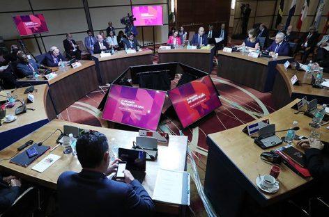Grupo de Lima se reunirá en México para discutir sobre elecciones venezolanas