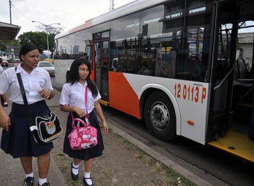 ATTT advierte que jóvenes sin tarjeta estudiantil pagarán pasaje completo en Metrobús