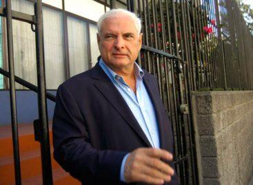 Martinelli revela que podría aspirar a la vicepresidencia de la República