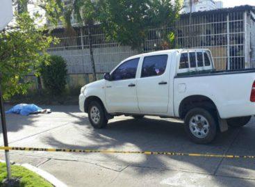 Mujer murió atropellada en Linda Vista