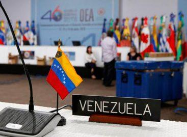 Este viernes la OEA tratará tema electoral venezolano