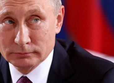 Putin elogió al editor de un periódico ultranacionalista y antisemita