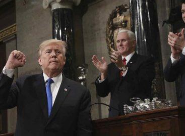 Donald Trump: discurso de la Unión fue el más visto de la historia