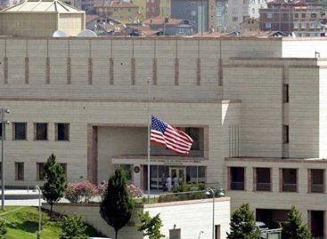 Embajada de Estados Unidos en Ankara anunció cierre por amenaza