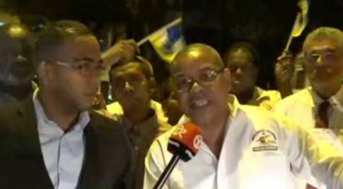 huelga provincial en Colón