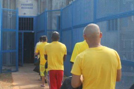 Al menos 267 casos de coronavirus activos en cárceles del país