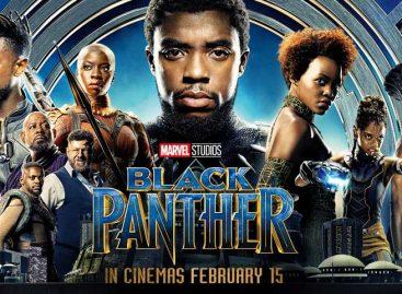 """""""Black Panther"""" supera los 1.000 millones de dólares de recaudación mundial"""