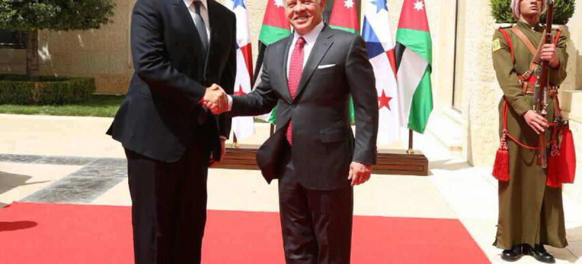 Varela sigue en Jordania impulsando «lazos entre América Latina y países árabes»