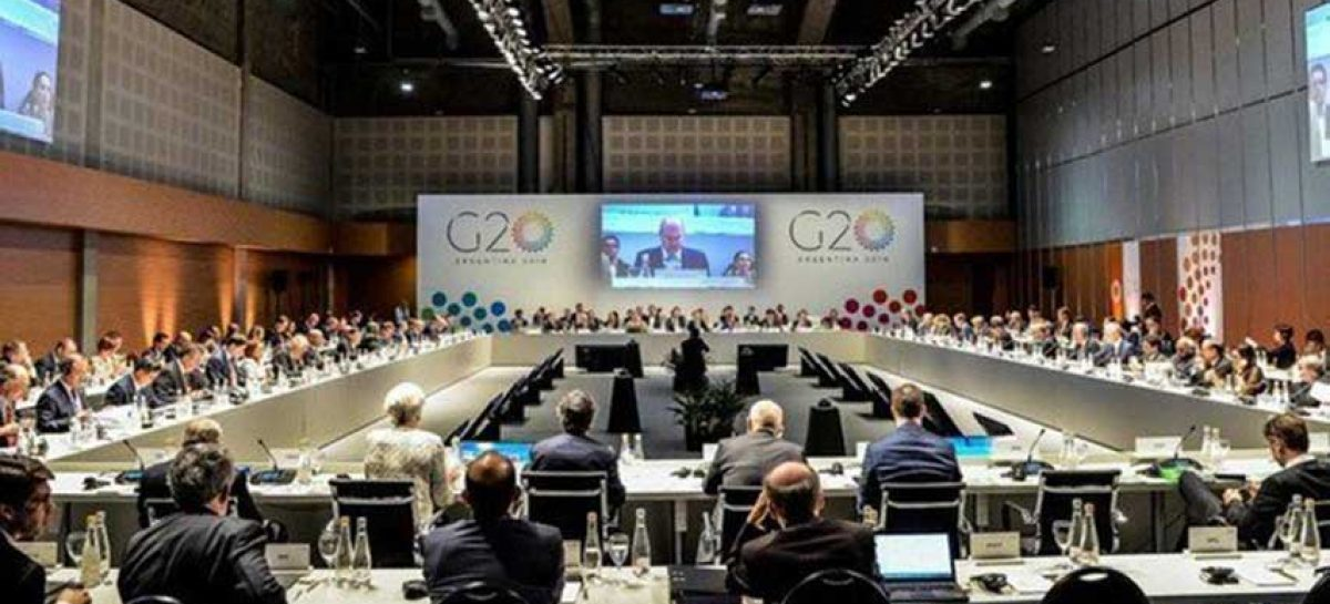 G20 debate medidas para abordar crisis venezolana