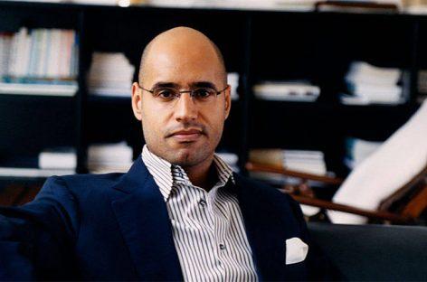 Hijo de Gadafi se presentará a las elecciones presidenciales de Libia