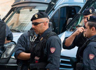 Detenido italiano en posesión de material explosivo