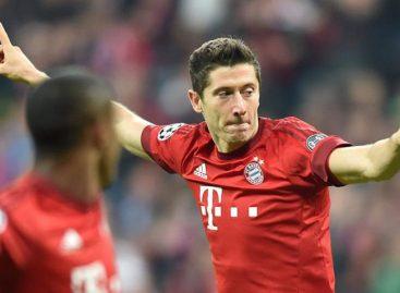 Bayern no dejará marchar al delantero Robert Lewandowski