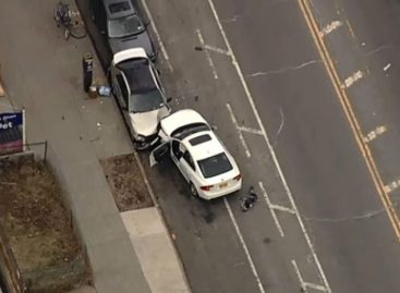 Dos niños murieron y tres quedaron heridos por atropello en Nueva York