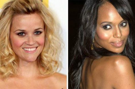 """Reese Witherspoon y Kerry Washington protagonizarán """"Little Fires Everywhere"""""""