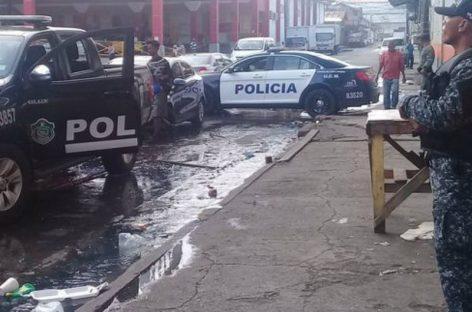 Cámara de Comercio condenó «extremismo violento» en Colón